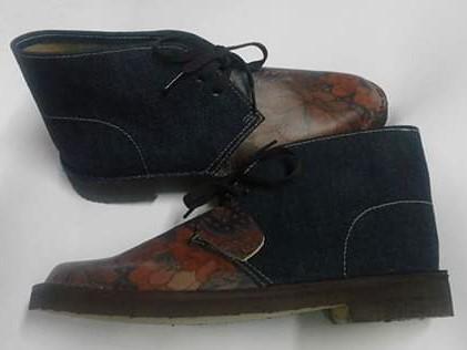 Custom Men Desert Clarks Originals Shoesd